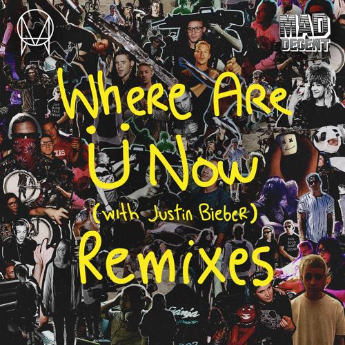 Jack U - Where are U now (Marshmello Remix)