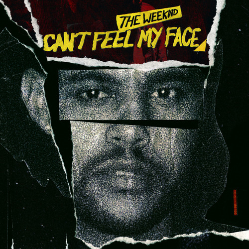 I can't feel my face the weeknd скачать